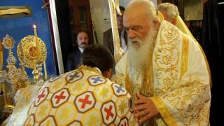 Το μήνυμα του αρχιεπισκόπου Ιερώνυμου για τα Χριστούγεννα