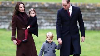 Οι μικροί πρίγκιπες της Βρετανίας κλέβουν (και πάλι) την παράσταση
