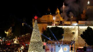 Το Άστρο της Βηθλεέμ και οι Παλαιστίνιοι