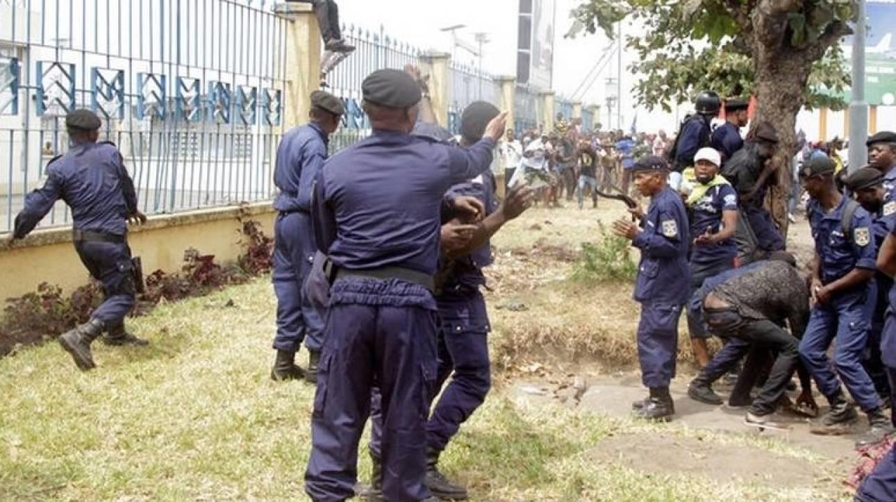 Κονγκό: Τουλάχιστον 34 άμαχοι σφαγιάστηκαν το σαββατοκύριακο των Χριστουγέννων