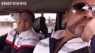 Όταν ο Τζορτζ Μάικλ εγκαινίαζε το Carpool Karaoke (vid)