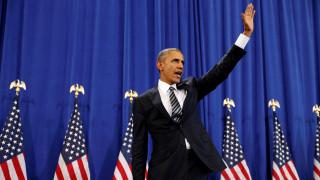 Ομπάμα: Αν μπορούσα να είμαι υποψήφιος, θα κέρδιζα ξανά τις εκλογές