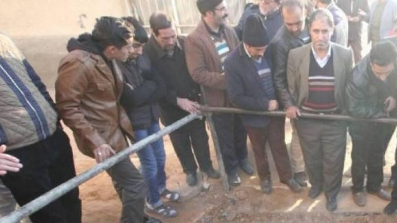 Συρία: Ομαδικός τάφος με 21 πτώματα εντοπίστηκε στο Χαλέπι