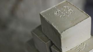 Παραδοσιακό σαπούνι Χαλεπιού, made in Paris