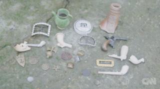 Αναζητώντας χαμένα κομμάτια ιστορίας στις όχθες του Τάμεση