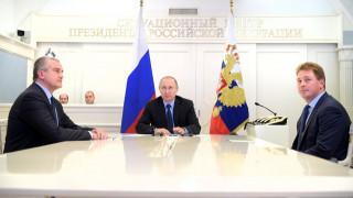 Η Ρωσία παρέχει επίσημα φυσικό αέριο στην Κριμαία