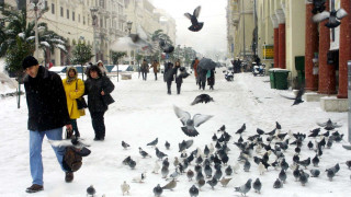 Θεσσαλονίκη: Έκτακτο δελτίο πρόγνωσης καιρικών φαινομένων