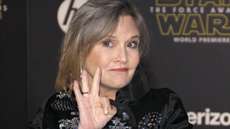 Πέθανε η «πριγκίπισσα» του  Star Wars