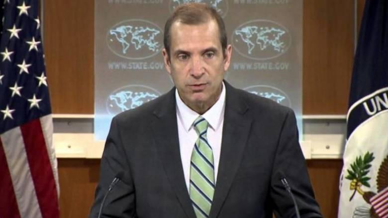 State Department: Αβάσιμα όσα υποστηρίζει ο Ερντογάν