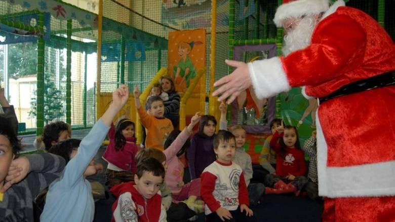 Ο Άγιος Βασίλης θα προσγειωθεί στη Λάρισα με μαχητικό αεροσκάφος