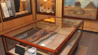 Ινδία: «Λίφτινγκ» σε μούμια 4.000 ετών