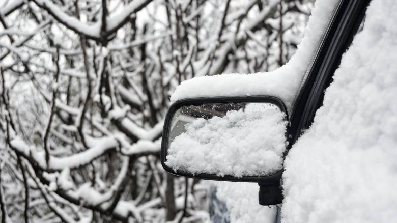 Καιρός: Σε επιφυλακή για την επέλαση του χιονιά