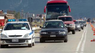 Τροχαίο με τραυματίες στην εθνική οδό Αθηνών-Κορίνθου