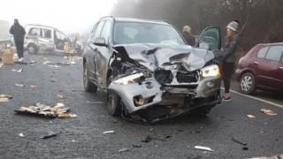 Αγγλία: Απανωτές καραμπόλες με νεκρό και τραυματίες σε αυτοκινητόδρομο