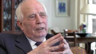 Πέθανε ο πρώην πρόεδρος της Bundesbank Χανς Τιτμάγιερ