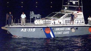 Αγνοείται 53χρονος ψαράς στα Ίσθμια - Σώος ο 10χρονος γιος του