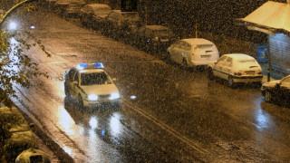 Κακοκαιρία: Ποιοι δρόμοι είναι κλειστοί λόγω χιονιού