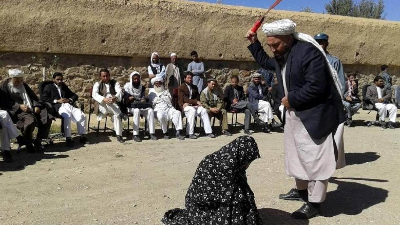 Αφγανιστάν: Αποκεφαλισμός γυναίκας που πήγε για ψώνια χωρίς τον άντρα της