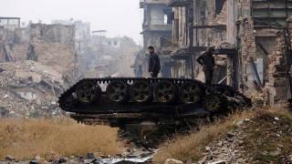 Συρία: Συμφωνία για κατάπαυση του πυρός