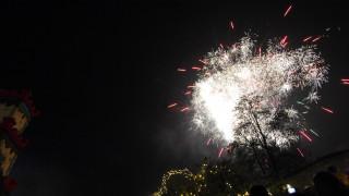 Θεσσαλονίκη: Θέαμα με 3.000 πυροτεχνήματα για τον εορτασμό του νέου έτους