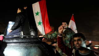 Η εκεχειρία του τρόμου από τα μεσάνυχτα στη Συρία