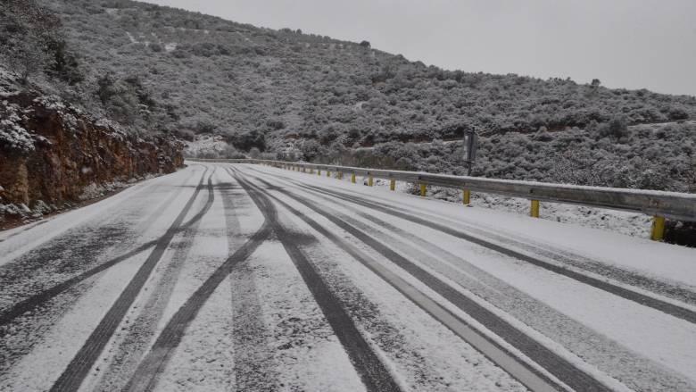 Νέο κύμα κακοκαιρίας τις επόμενες ώρες - Χιόνια πάλι στην Αθήνα