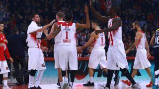 Euroleague: πολύτιμη νίκη του Ολυμπιακού επί της Φενέρ
