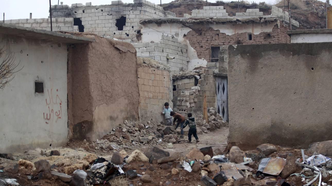 Σε εφαρμογή η εύθραυστη εκεχειρία στη Συρία