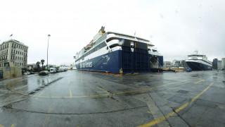 Απαγόρευση απόπλου: Σε ποια λιμάνια είναι δεμένα τα πλοία