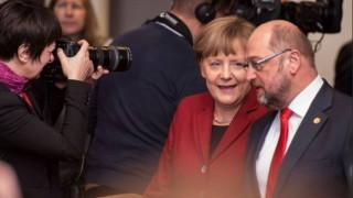 Spiegel: Ο Σουλτς δεν θα είναι αντίπαλος της Μέρκελ