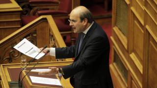 Χατζηδάκης: Το 2017 θα είναι έτος πολιτικής αλλαγής