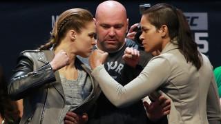 MMA: όλα έτοιμα για την μάχη του παγκόσμιου τίτλου της Ράουζι με τη Νούνιες