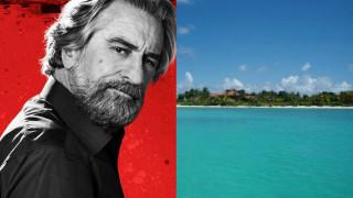 Δύσκολα τα πράγματα με τις επενδύσεις Ντε Νίρο στο νησί της Νταϊάνας
