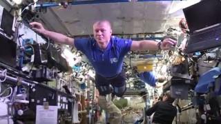 Το Μannequin Challenge… στον Διεθνή Διαστημικό Σταθμό (vid)