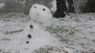 Καιρός: Χιόνια και την Παραμονή της Πρωτοχρονιάς