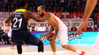 Euroleague: χάνει πιθανότατα το ντέρμπυ με τον ΠΑΟ ο Σπανούλης