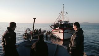 Κέρκυρα: Επιχείρηση έρευνας και διάσωσης μεταναστών στο Β. Ιόνιο