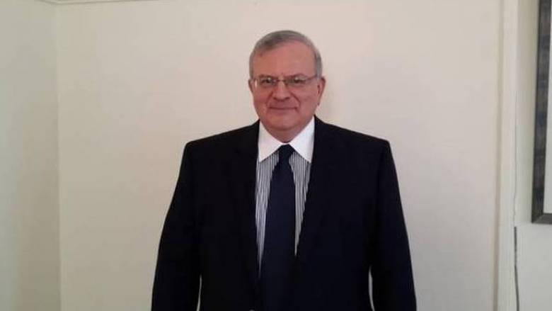 Κυριάκος Αμοιρίδης: Βαθύτατη οδύνη του ΥΠΕΞ για τον θάνατό του