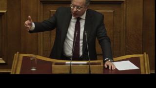 Γ. Κουμουτσάκος: «Εύχομαι να μην πέσει η χώρα μαζί με τον κ. Τσίπρα»