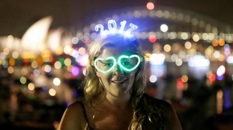 Πρωτοχρονιά: Έφτασε το 2017 σε Νέα Ζηλανδία