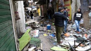 Ιράκ: Πολύνεκρη βομβιστική επίθεση στη Βαγδάτη
