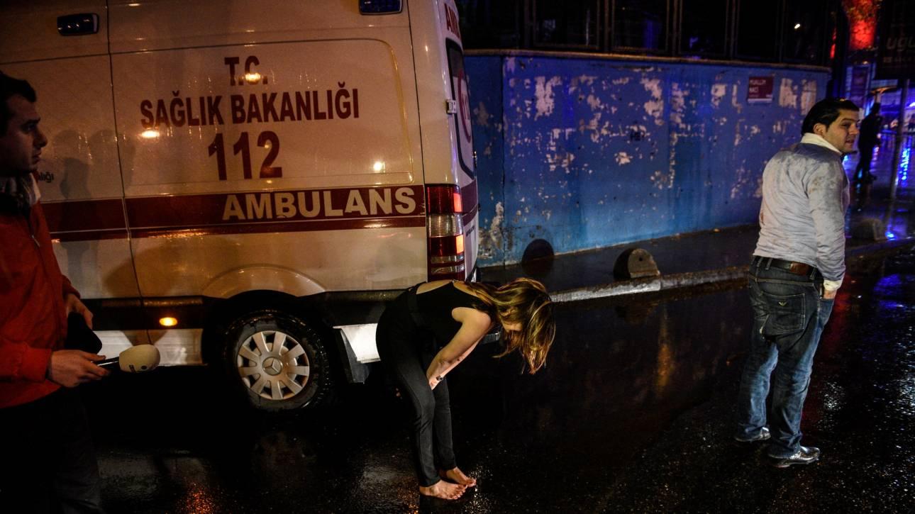 Πρωτοχρονιάτικο σοκ στην Κωνσταντινούπολη (pics&vid)