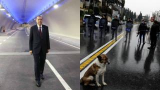Ερντογάν: Η Τουρκία θα αγωνιστεί μέχρι τέλους εναντίον των τρομοκρατικών επιθέσεων