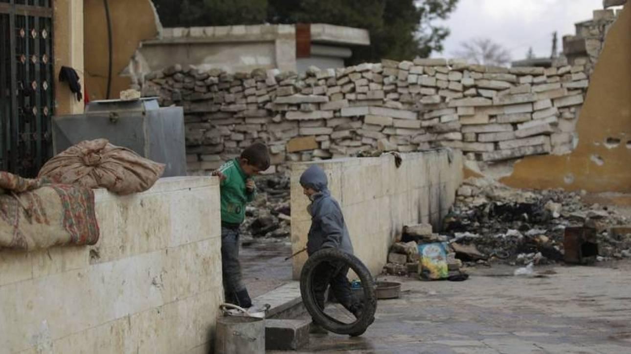 Συρία: Η εκεχειρία τηρείται παρά τις αεροπορικές επιδρομές