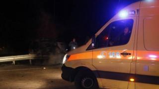 Ηράκλειο: Το πρώτο θύμα της ασφάλτου για το 2017