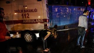 Ένας χρόνος τρόμος στην Τουρκία (vid)
