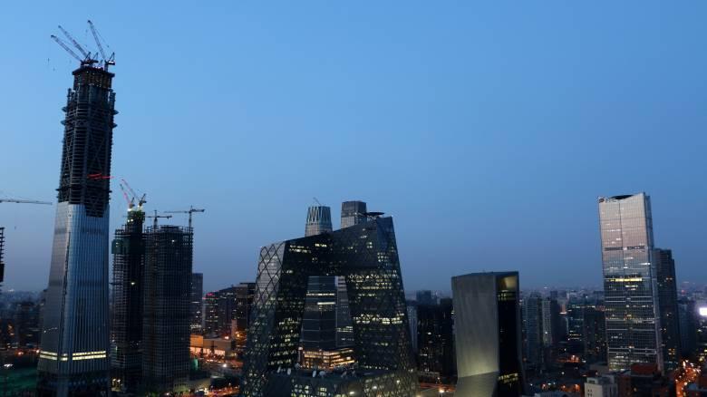 Κίνα: Δίδυμοι πύργοι αξίας  2,7 δισ. δολαρίων