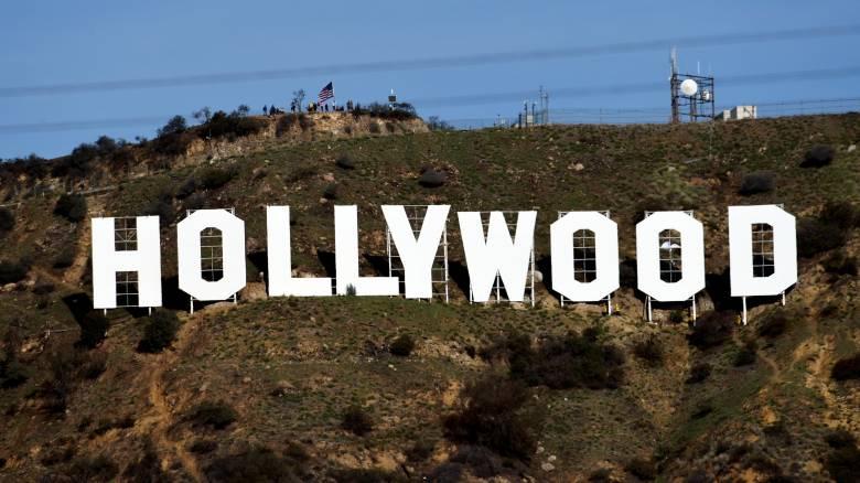 Η πινακίδα Hollywood έγινε... Hollyweed (pics)