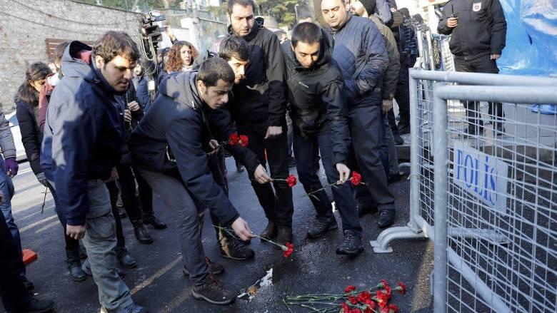 Κωνσταντινούπολη: Το Ισλαμικό κράτος πίσω από την επίθεση - Άφαντος ο δράστης