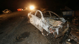 Γαλλία: Έκαψαν πάνω από 900 αυτοκίνητα την παραμονή της Πρωτοχρονιάς